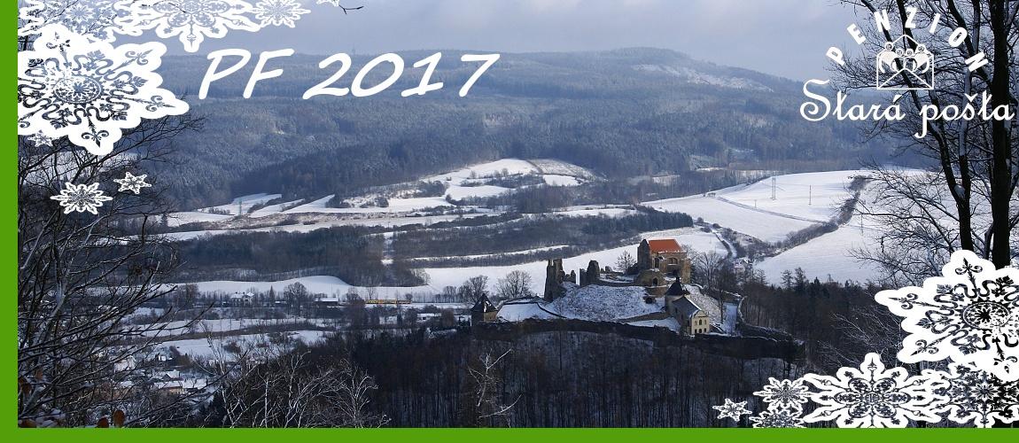 Přejeme Vám i všem Vašim blízkým příjemné prožití vánočních svátků a v novém roce 2017 pevné zdraví, mnoho štěstí a spokojenosti.